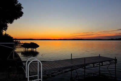 Sunrise at lake Simcoe, Canada (IMG_0458)