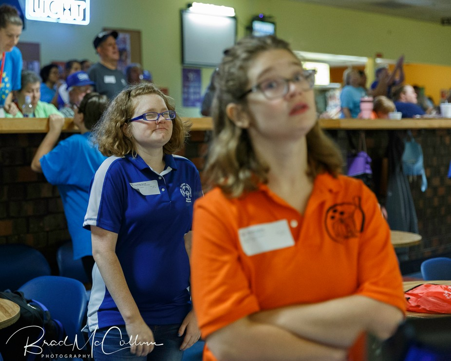 This was shot at the Special Olympics Illinois' Bowling Competition on 8-25-18 at Landma...