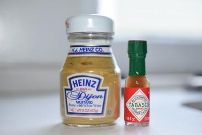 mini condiments