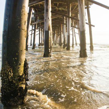 Newport Beach Pier, California