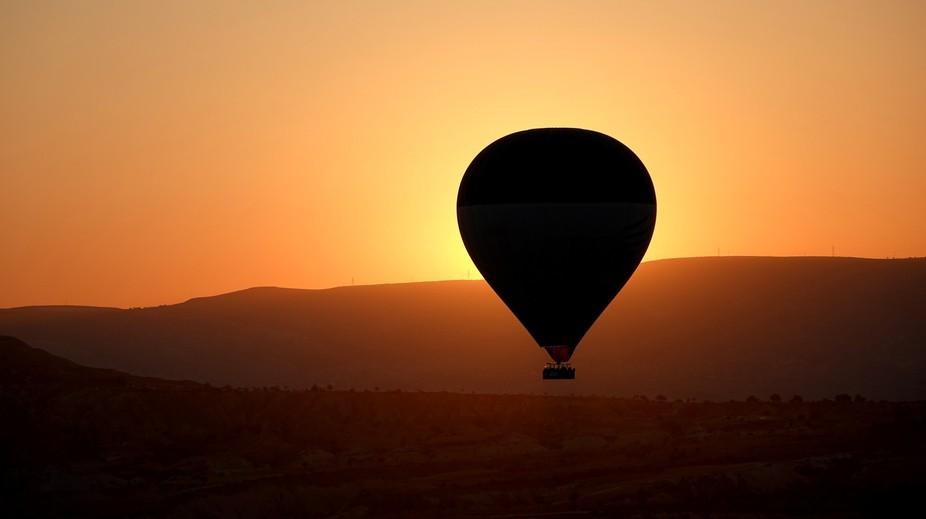 Balloon - Cappadocia