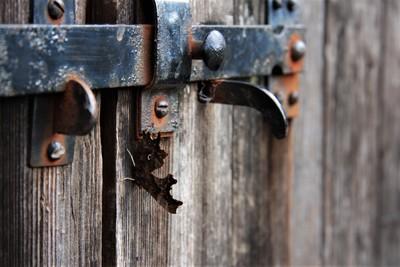 Butterfly lock