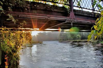 Saugeen River Sunrise