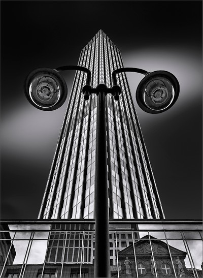 Former ECB  Building