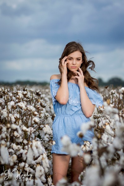 Cotton Fields Forever