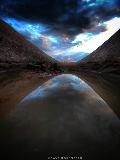 Ephemeral Pool Reflection