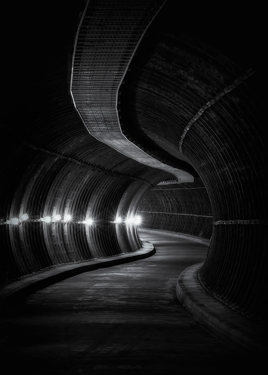 Tunnel Vision by Vemsteroo - Shooting Tunnels Photo Contest