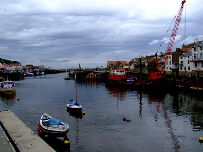 Whitby, River Esk, II