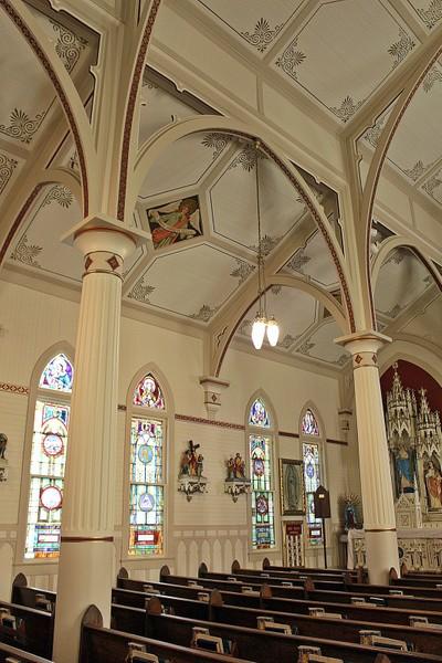 Church - Interior #1