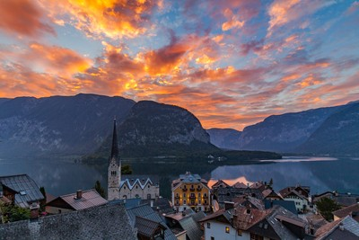 Hallstatt Sunrise