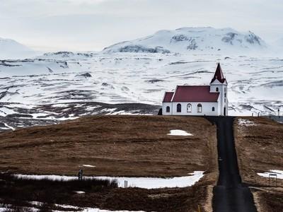 White Mountain, White Church