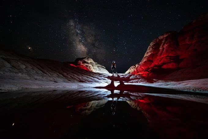 Milkyway Lookout by gunnarheilmann - Social Exposure Photo Contest Vol 17