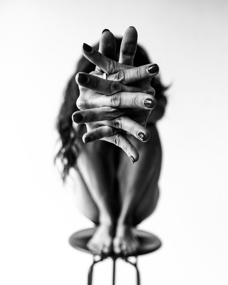 We have each other  by jmphotography2323 - Shooting Hands Photo Contest