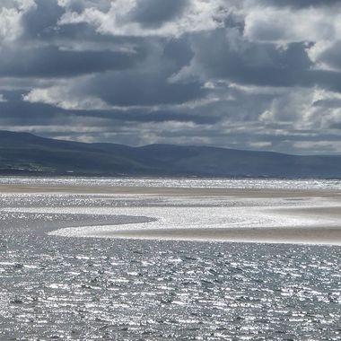 Porthmadog beach.