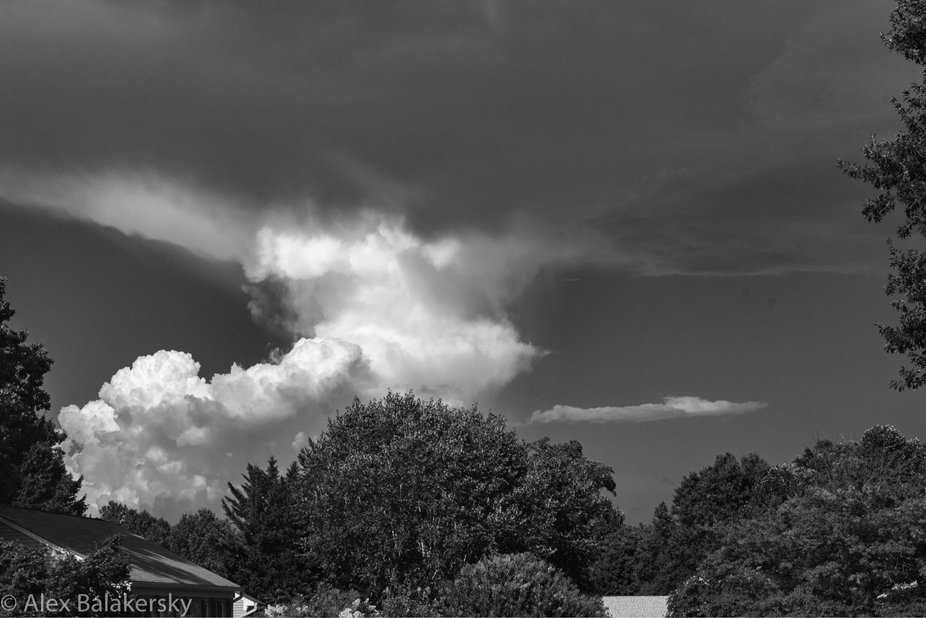 Clouds of contrast
