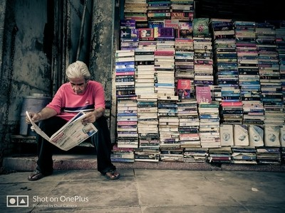 Books and the seller