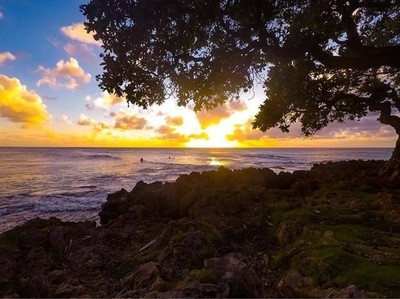 Hawaiian sunsets ☀️