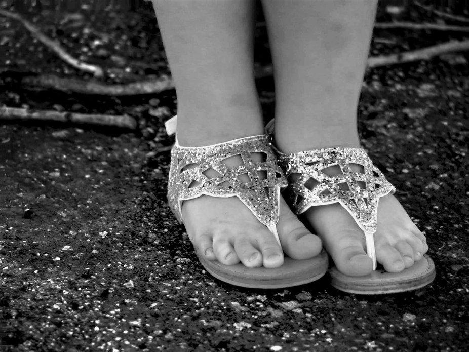 Shinny Feet