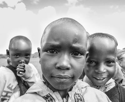Maasai youths