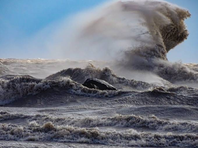Unbelievable power by Katnott - Wind In Nature Photo Contest