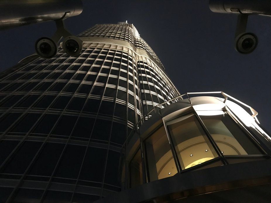 Tallest building in the world - Dubai