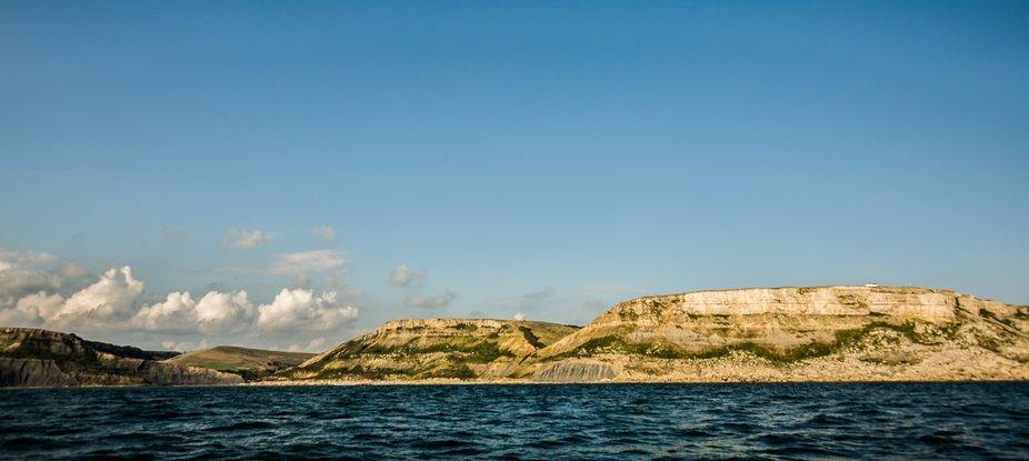 Emmetts Hill, Jurassic Coast, Dorset, England