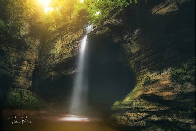 Morning Light in the Canyon by tonyahurseyboyd - Social Exposure Photo Contest Vol 17