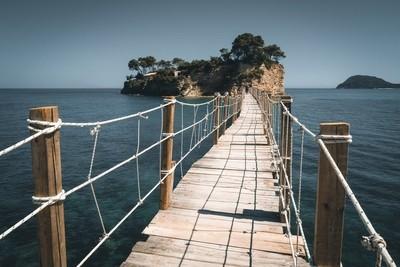 Cameo Island Bridge