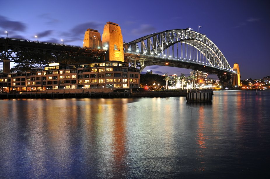 Before it all began - I took my camera on a trip to Sydney. Travelling the first time to Sydney w...