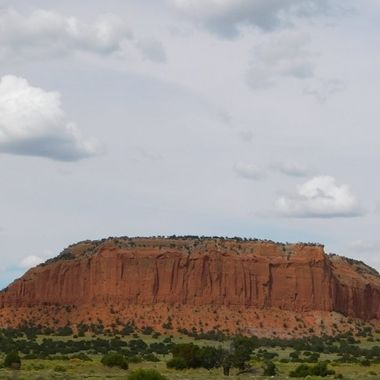 Red Mesa on I-40