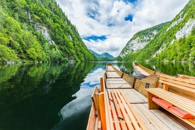 Alps and calmness
