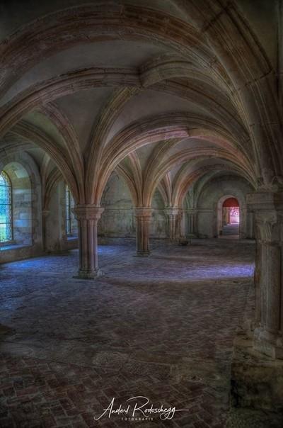 Abbaye de Fontenay II