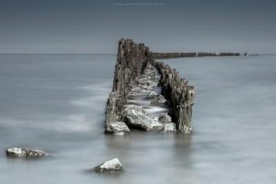 Dutch seascape