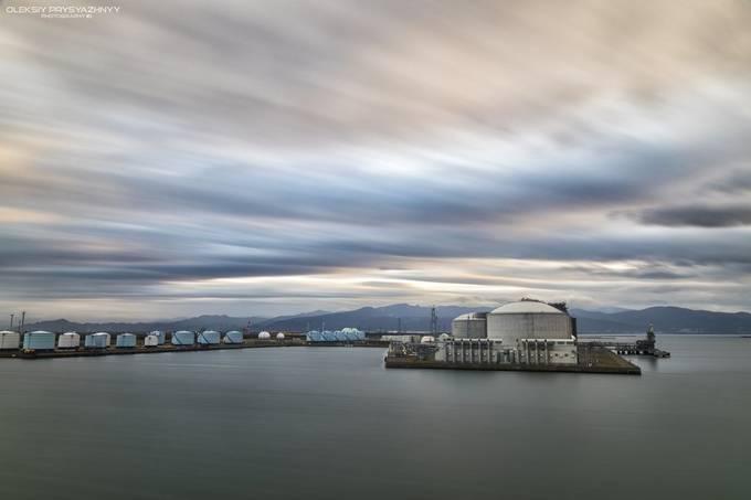 Ishikari port, Japan by PrysyazhnyyOleksiy - The Magic Of Japan Photo Contest