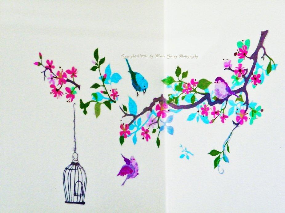 The Birds inThe Corner