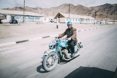 Life & Death in Pamir