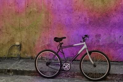 Psychadelic Bike