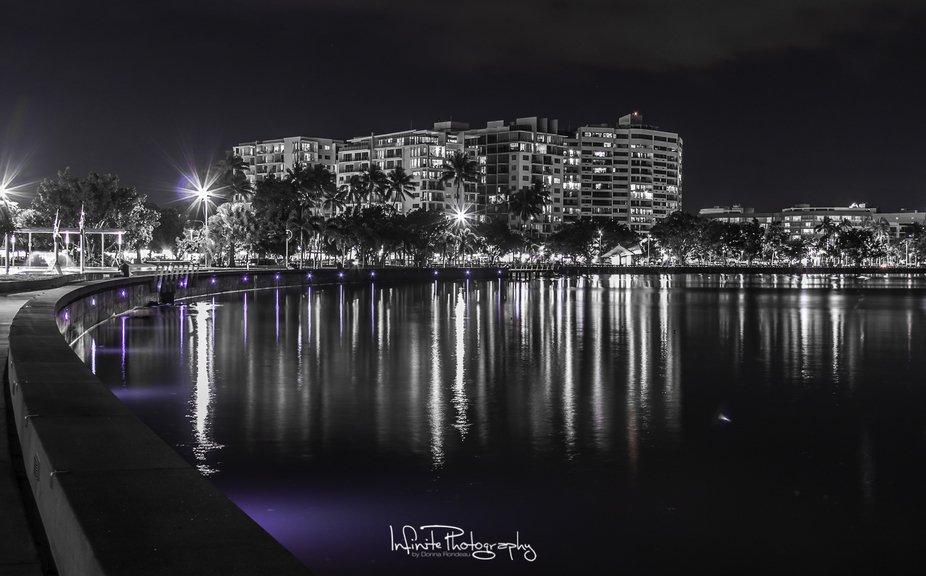 Cairns at Night