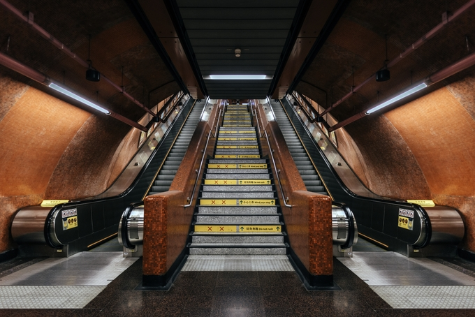 Kubrick Station by GaryCummins - Public Transport Hubs Photo Contest
