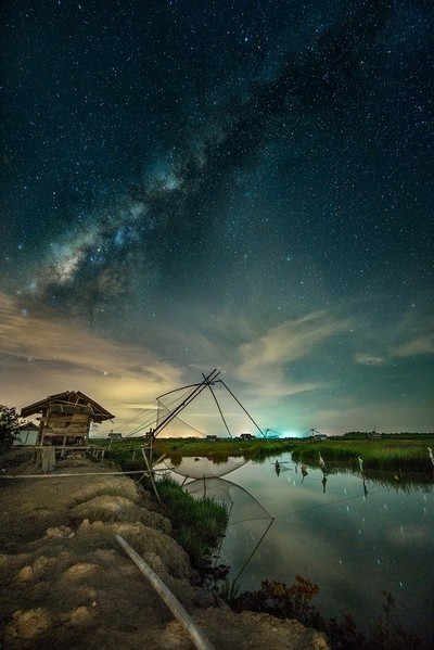 Phattalung Milky Way