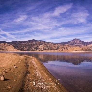 The shores of Lake Isabella.   Going through some older photos that I haven't gotten to do much of anything with as far as post-processing, now adding here to share.