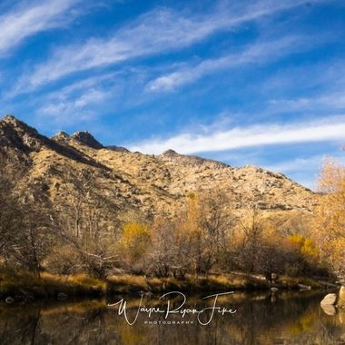 Picture along the Kern River  Going through some older photos that I haven't gotten to do much of anything with as far as post-processing, now adding here to share.