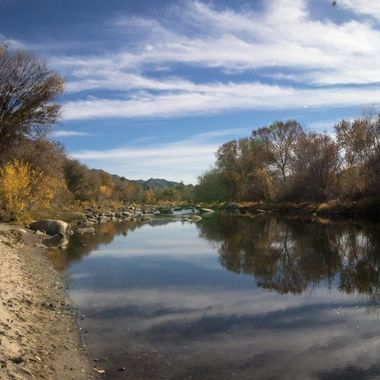 Picture along the Kern River in California  Going through some older photos that I haven't gotten to do much of anything with as far as post-processing, now adding here to share.