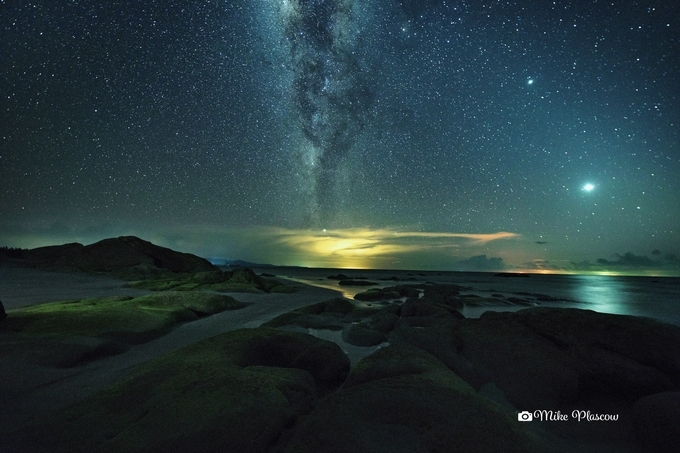 MILKY WAY - KUDAT EAST MALAYSIA by MichaelPP - Capture The Milky Way Photo Contest