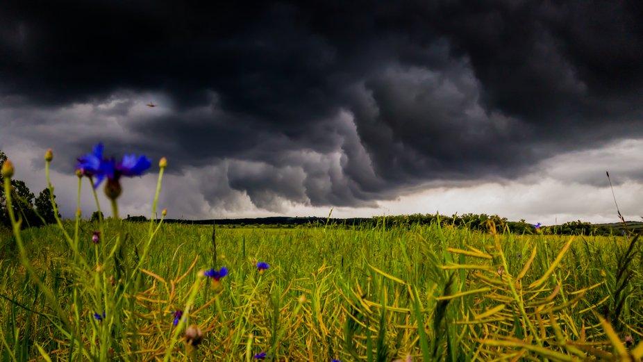 Angry summer sky  www.cristianfechete.com