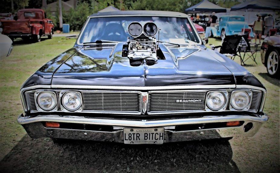 Auto Black Beaumont 7814 C2R2