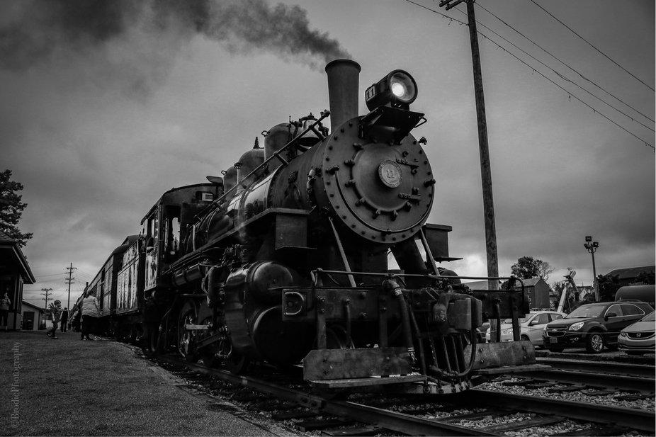 Everett Railroad #11