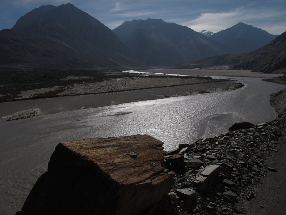 Taken on the trip of Leh - Ladhak in India. One of the finest places for photography, where every...