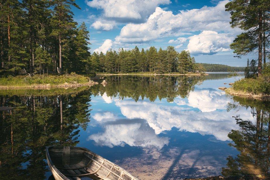 Tividens National Park / Sweden