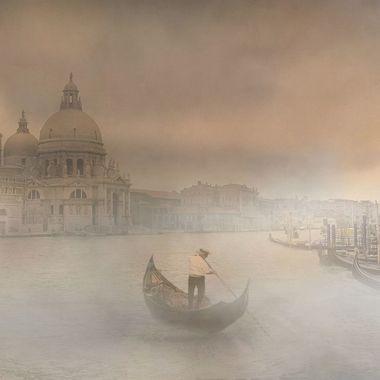 Foggy Gondolier